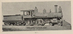 Rogers Locomotive Train